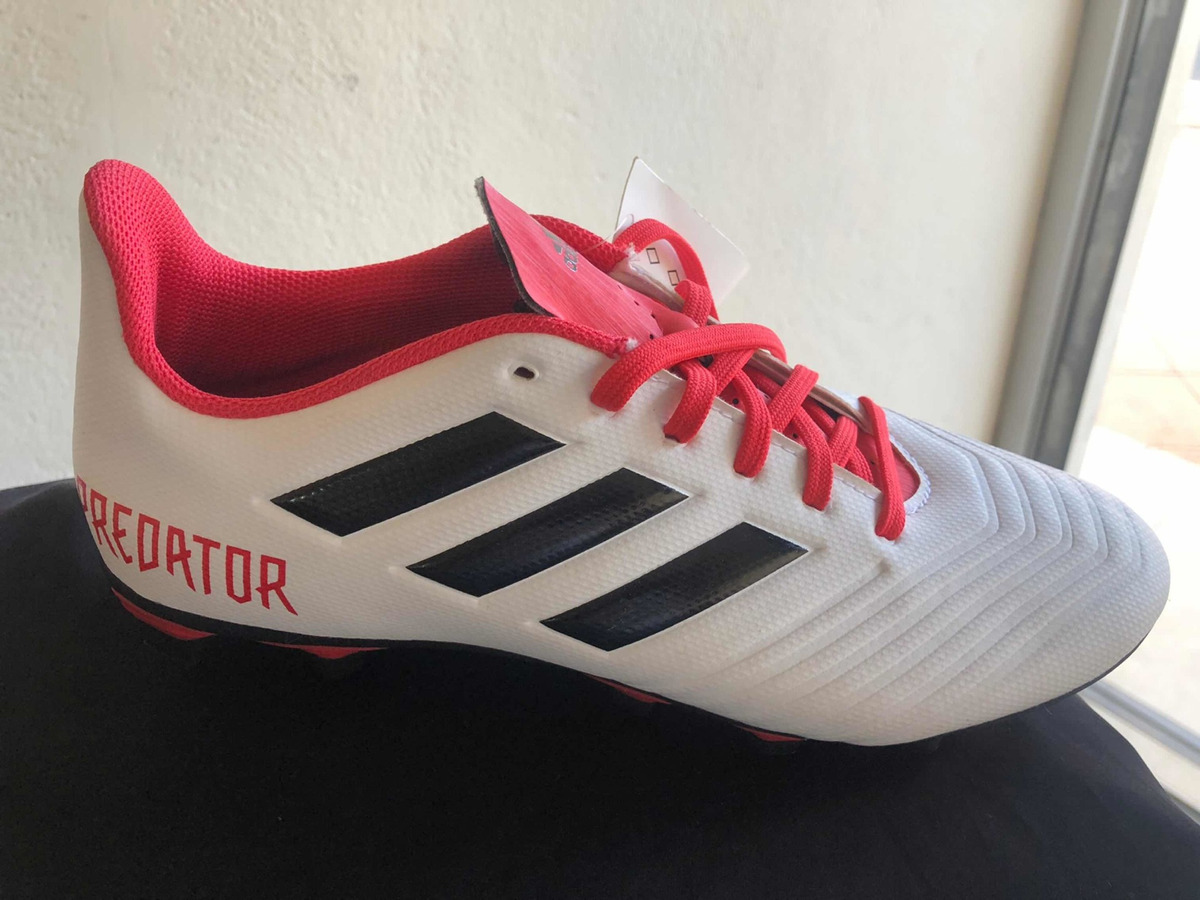 Zapatos De Futbol Pupos adidas Predator Talla 40 Nuevos