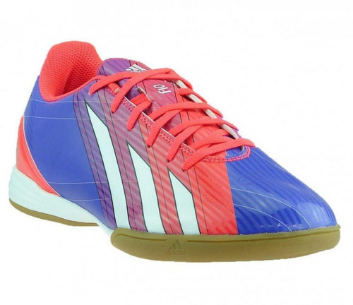 zapatos de futbol sala o futsal adidas messi f10