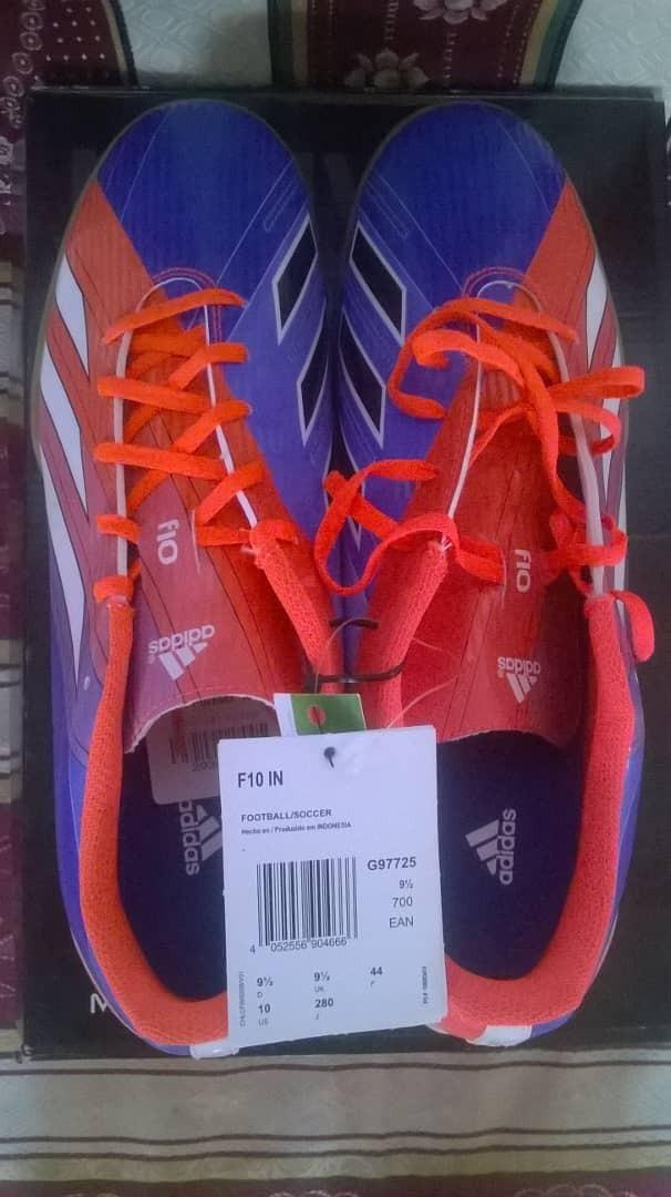 zapatos de futbol sala o futsal adidas messi f10. Cargando zoom. 9982e64d5a8bb