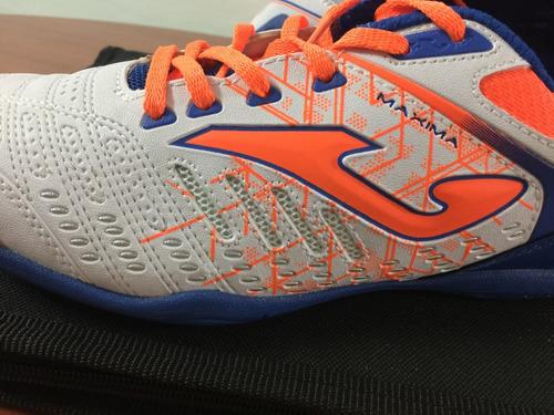 zapatos de futsal marca joma talla 38