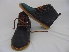 bf05f65f Zapato Gamuza Con Agujeta - Mercado Libre Ecuador