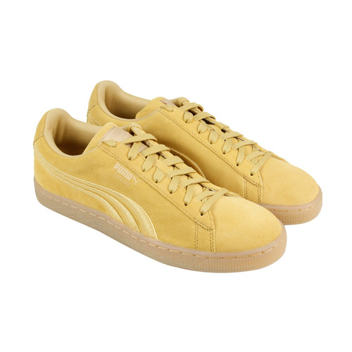 zapatos de gamuza clásico insignia de helado puma