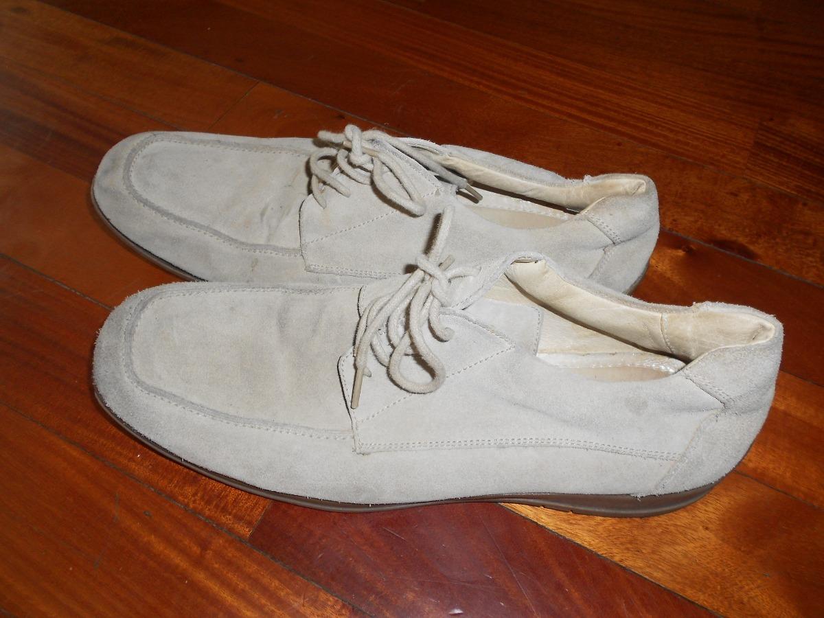 Gamuza Hombre Cordones Estado De Con Zapatos Zara 44 N Mb750 LUzMpSVqjG