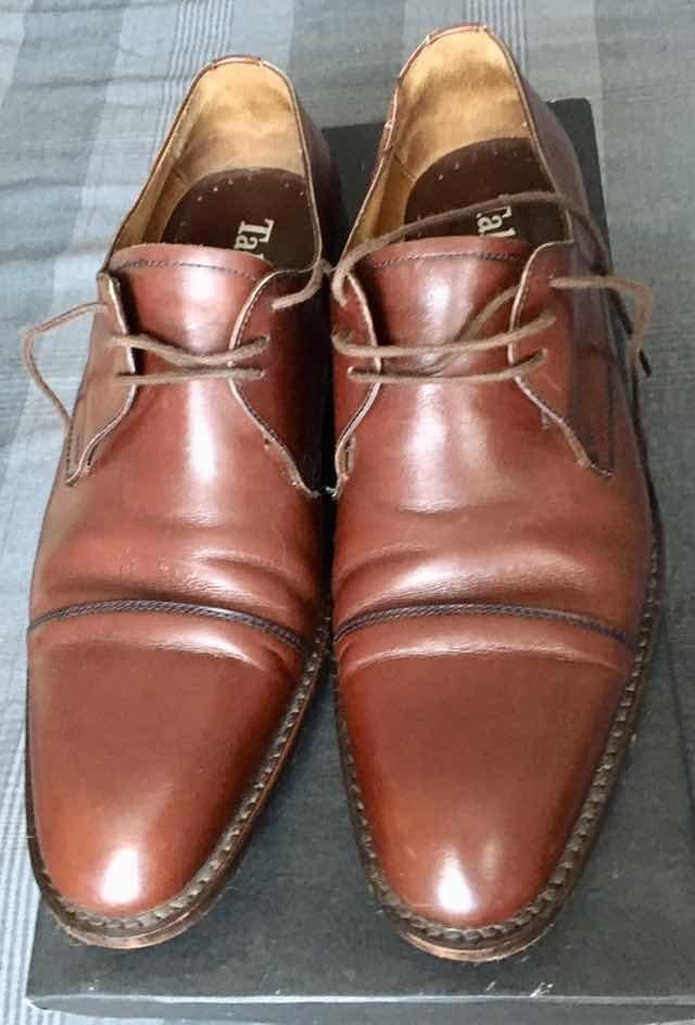 zoom de Cargando zapatos marron cuero talle hombre 42 R0xHdqw 4856b2df671c