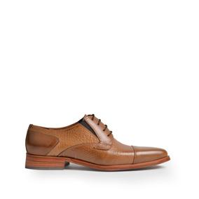 a3cdd2ef27 Zapatos Marrones Hombre Vestir - Mocasines y Oxfords Ferraro Marrón ...