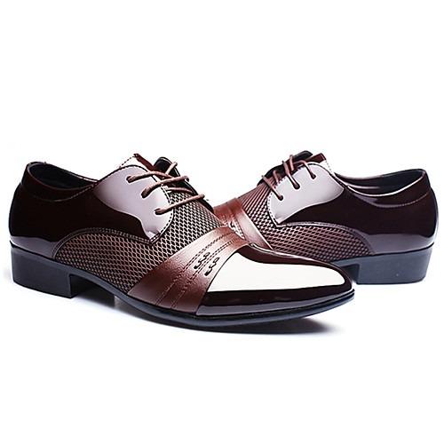 d7852f3e7 Zapatos De Hombre De Vestir Moda Para Fiestas Trabajo Noche ...
