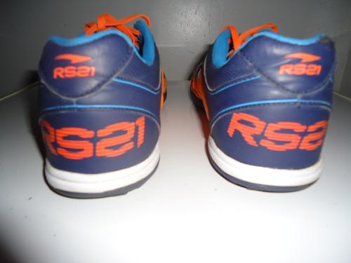 zapatos de hombre deportivos rs21 talla 45.       (12)