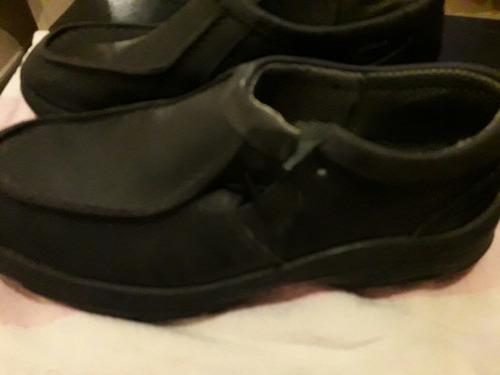 zapatos de hombre marca tanckers super suela de goma
