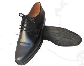 O Autentico Zapatos De Hombre Traje Uniforme Cuero MzqVSUp