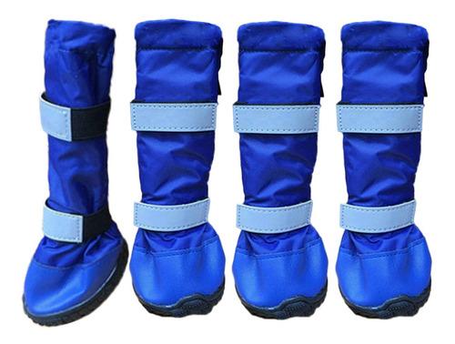 zapatos de lluvia perros accesorio complimentos mascotas