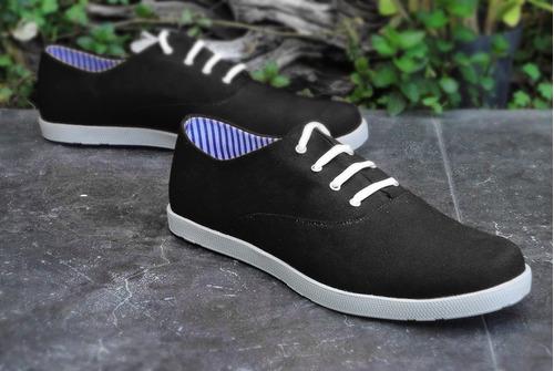zapatos de lona at classic varios colores y tallas