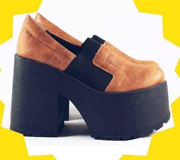 b8c92a58a1 Zapatos De Mujer Altos Plataforma Nuevos - $ 690,00 en Mercado Libre