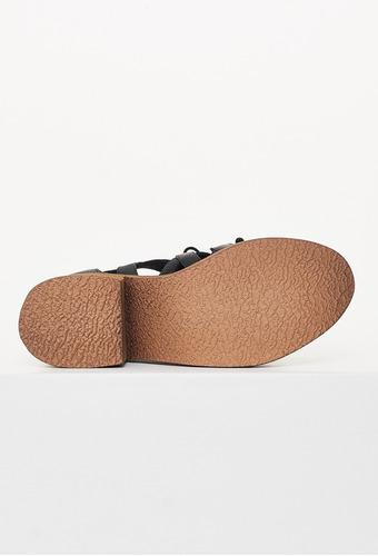 zapatos de mujer clara barcelo cerrame la ocho negro