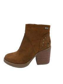 dee243cd3f Zapatos Claudia Castillo Nro 37 Femeninos Botas Taco Alto ...