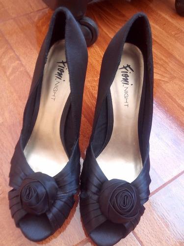 zapatos de mujer fioni nigth talla 8 1/2