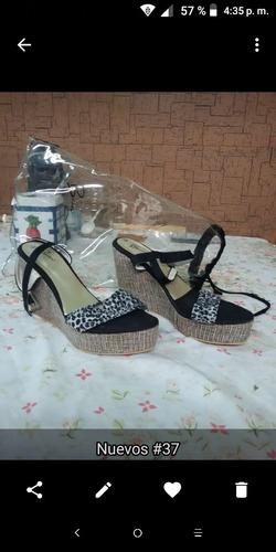 zapatos de mujer nuevos #37