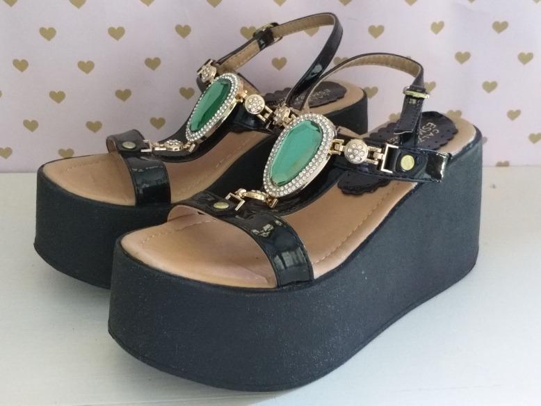 Zapatos De Mujer Plataforma Nuevos -   400 854591a5329c