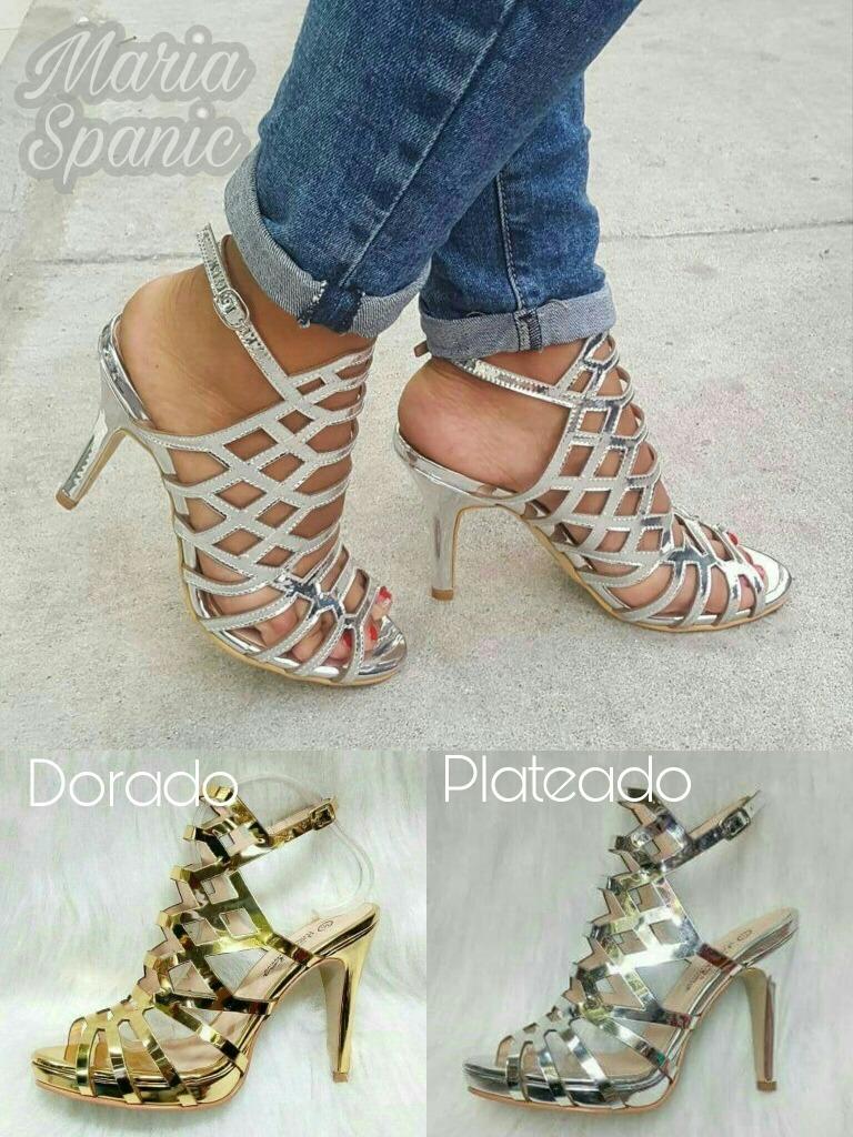 1f0bdc84743 Zapatos De Mujer Sandalias Botas Leer Descripción - S/ 120,00 en ...