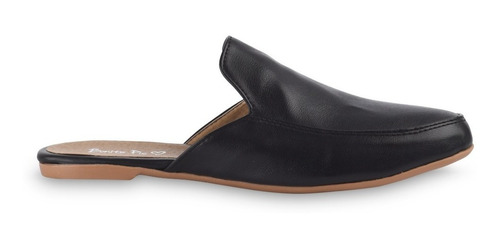 zapatos de mujer slippers chatas sin talón