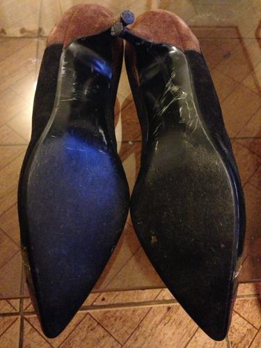 zapatos de mujer talla 36 100 % cuero