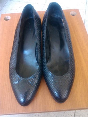 zapatos de mujer talla 37 muy poco uso cerere y bussi bruno
