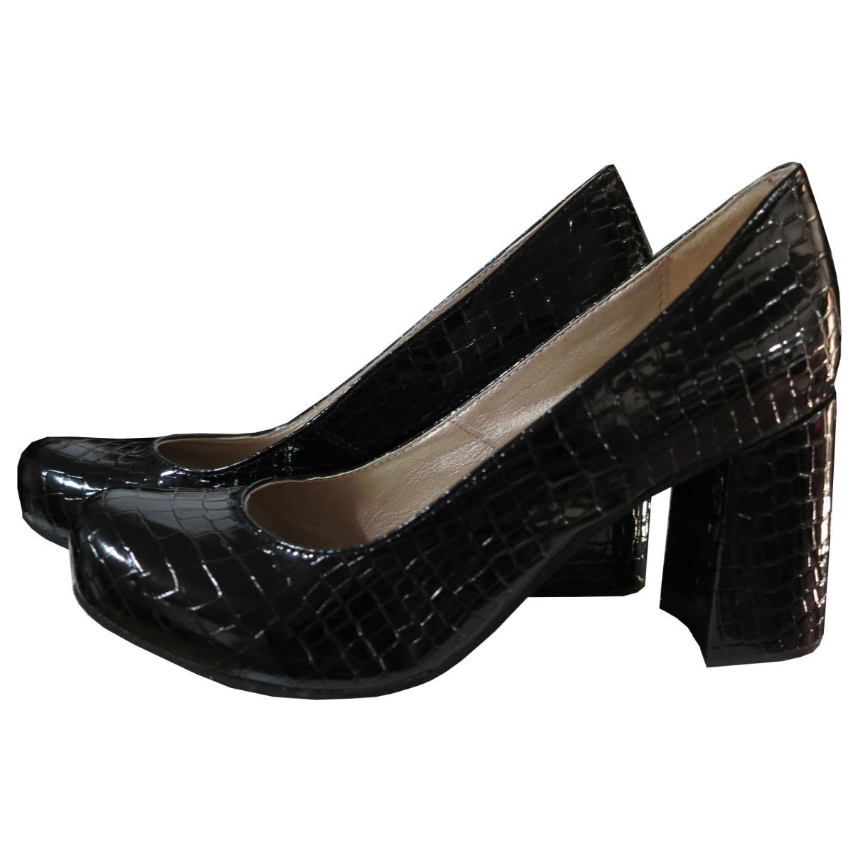 Mujer Taco De Fiesta Especiales Zapatos Alto Gqwrqrae D Talles Charol w58XqH7cI
