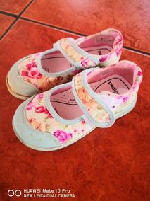 zapatos skechers de ni�as usados 04