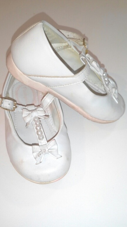 9af224f37 Zapatos De Niña Numero 22 Usados - Bs. 350