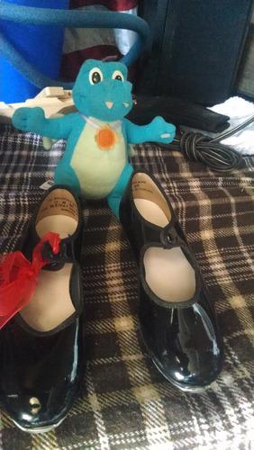 zapatos de niña para bailar tap