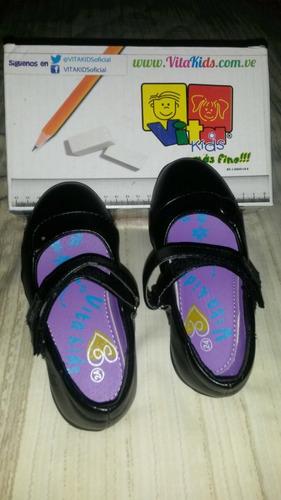zapatos de niña vita kids