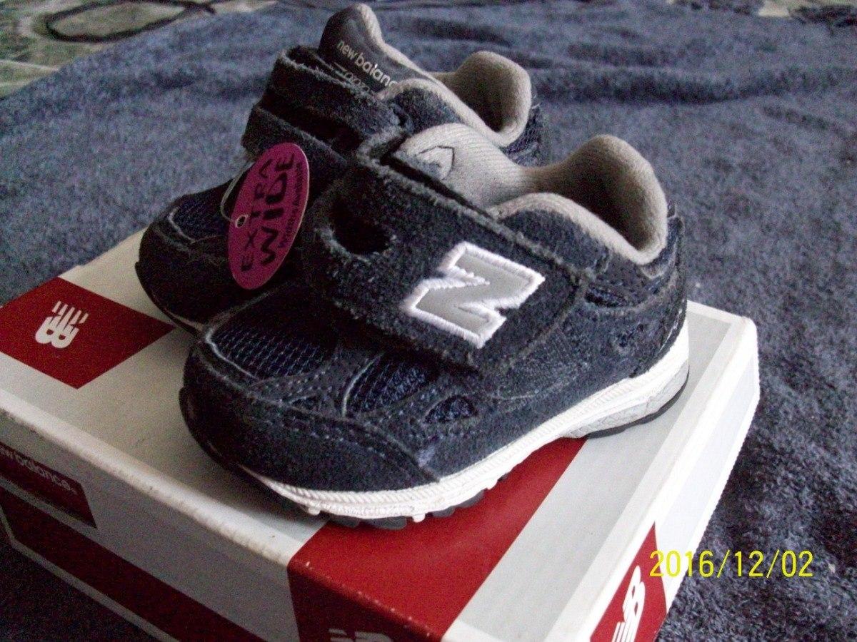 zapato bebe new balance