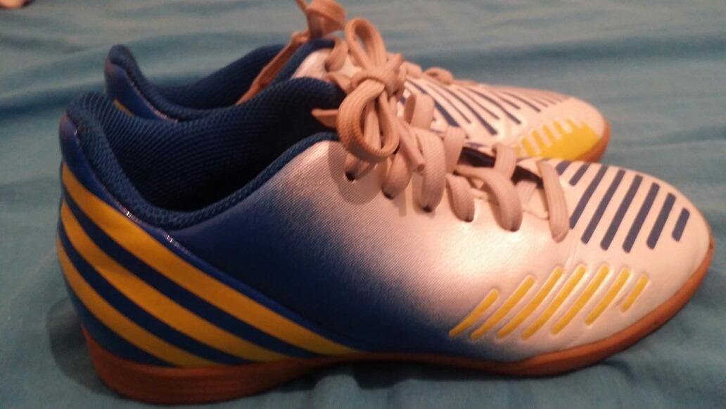 Futbol Niño 00 Talla 000 31 Bs20 Originales De Zapatos