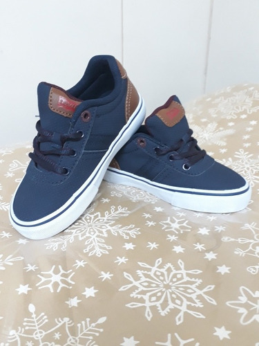 zapatos de niño levis talla 26 original no copia