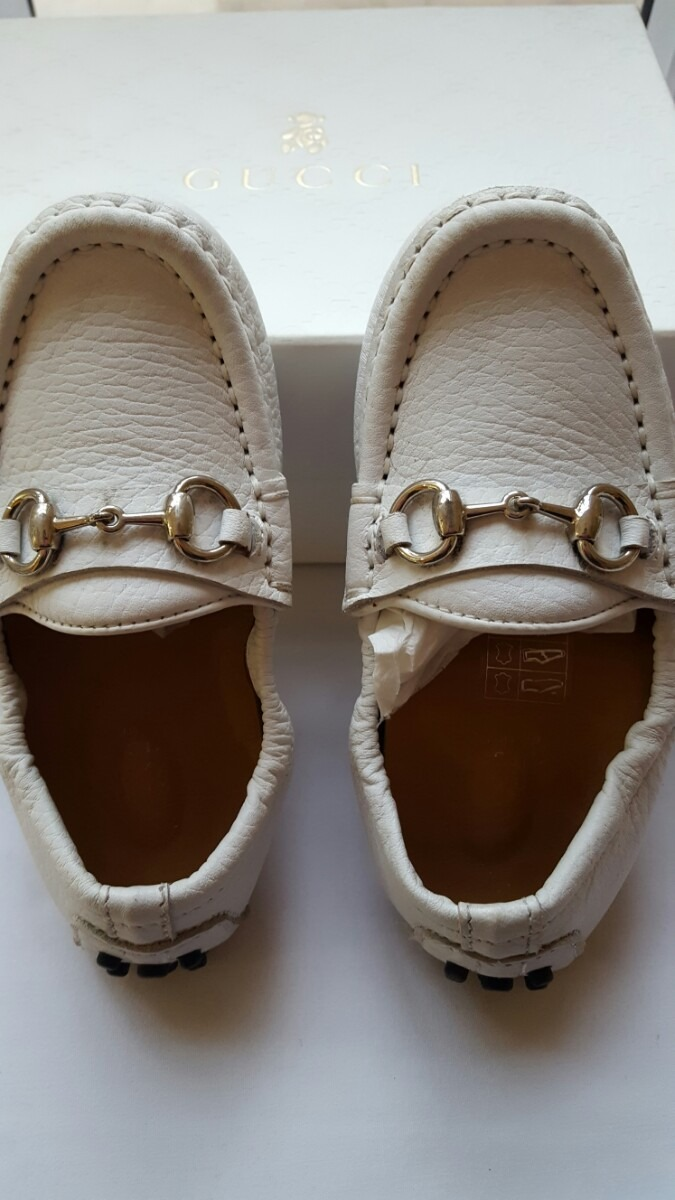 778a1c37e0501 zapatos de niños gucci original. Cargando zoom.