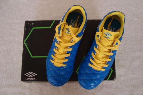zapatos de niños umbro futbol sala talla 35