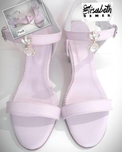 zapatos de novia a medidaelisabeth remes - $ 9.000,00 en mercado