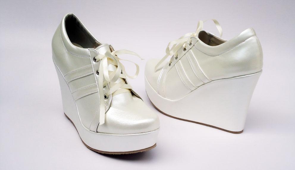 Zapatos De Novia, Calzado Rodrigo Hernandez - $ 1,100.00 en Mercado ...