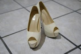 bcc9fb85 Zapatos De Novia Grezzo - Zapatos de Mujer en Guadalajara en Mercado ...