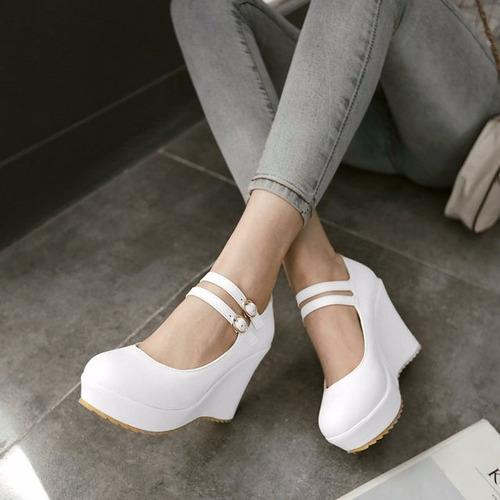 zapatos de novia plataforma nro.35 (max)