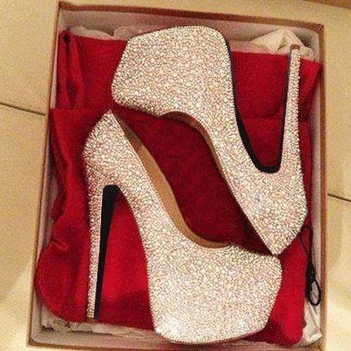 zapatos de novia y 15 años especiales - $ 3.600,00 en mercado libre