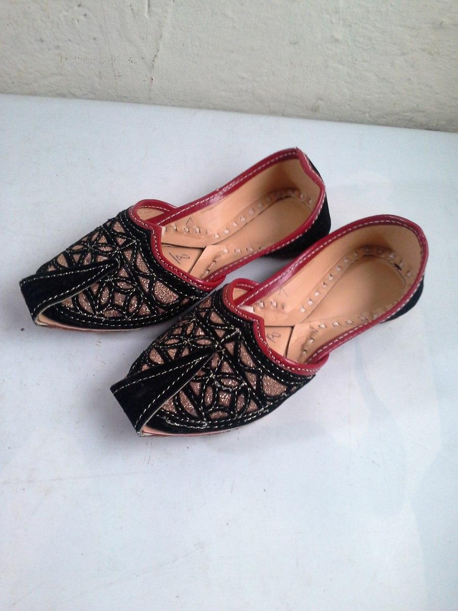 6f8bc623 Zapatos De Piel Antiguos Para Muñeca Clave (1731) - $ 380.00 en ...