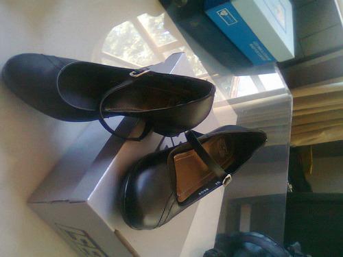 zapatos de piel para dama
