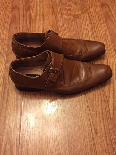 zapatos de piel seminuevos