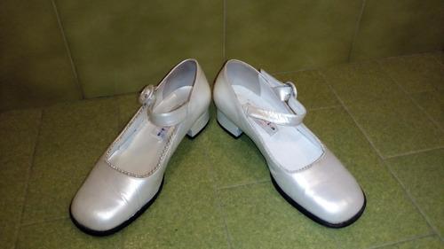 zapatos de primera comunion