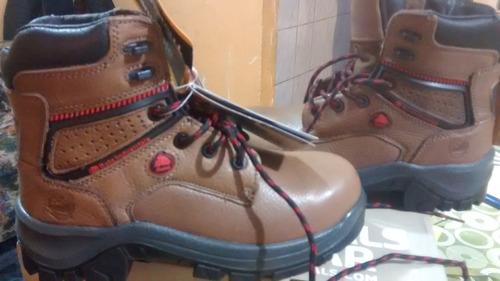 zapatos de seguridad bata industrial