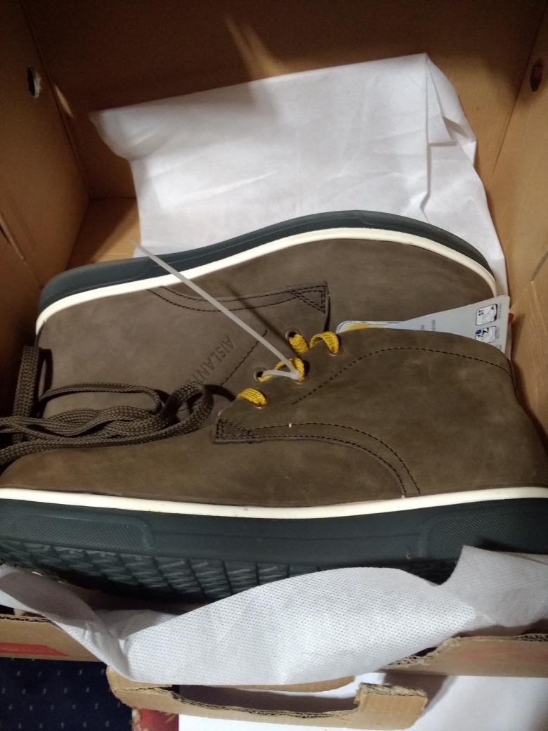 De Zapatos 43 Corner Nuevas Modelo Seguridad Norseg shtxdQrC