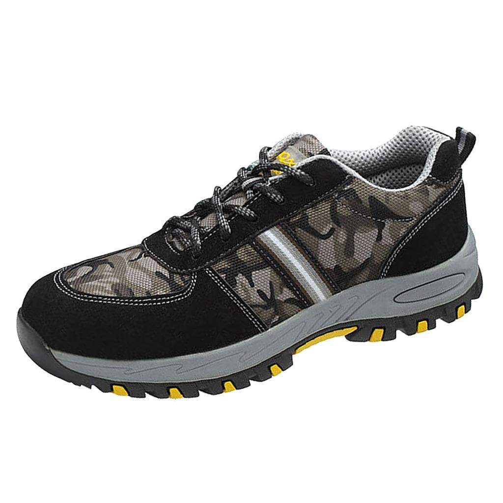Zapatos De Seguridad Para Hombres Botas De Escalada De Send ... 2c5e092f4be6