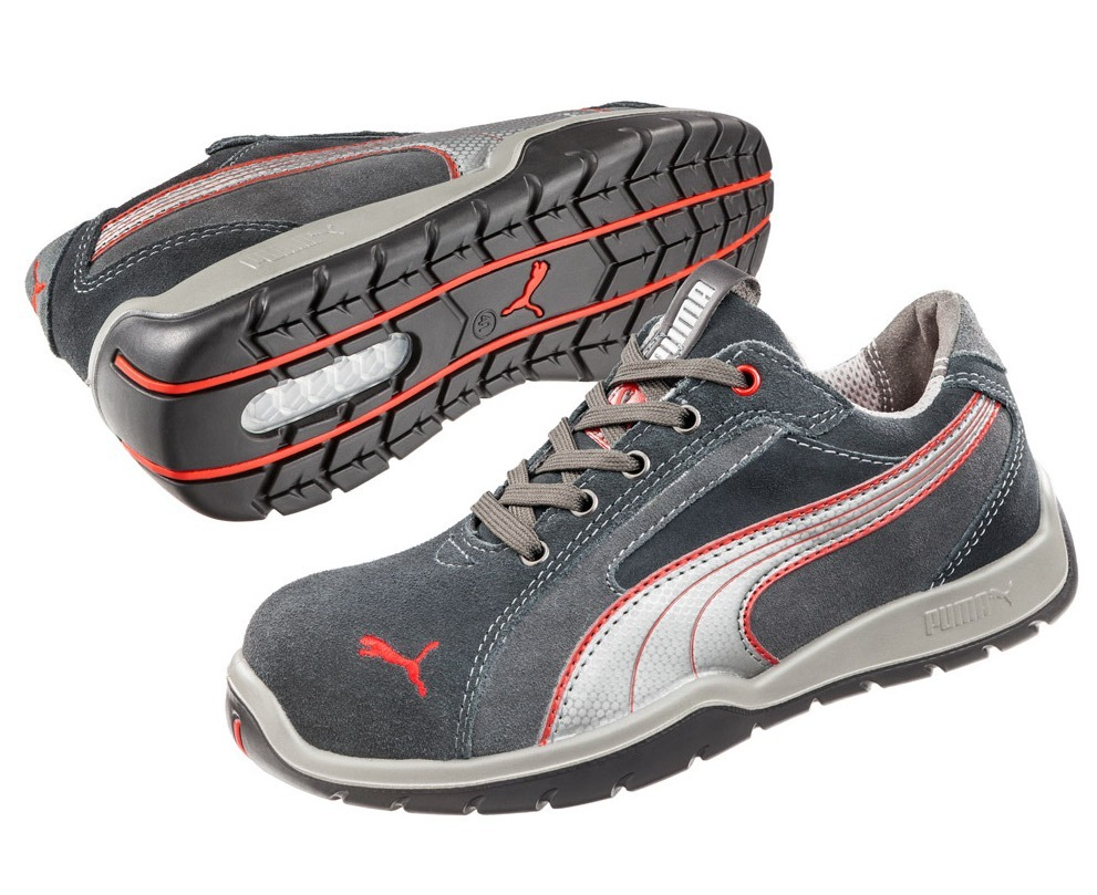 Low Seguridad Safety De Industriales Zapatos Puma Dakar gxUSwX