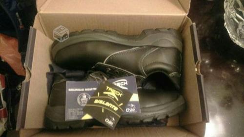 zapatos de seguridad treck numero 42