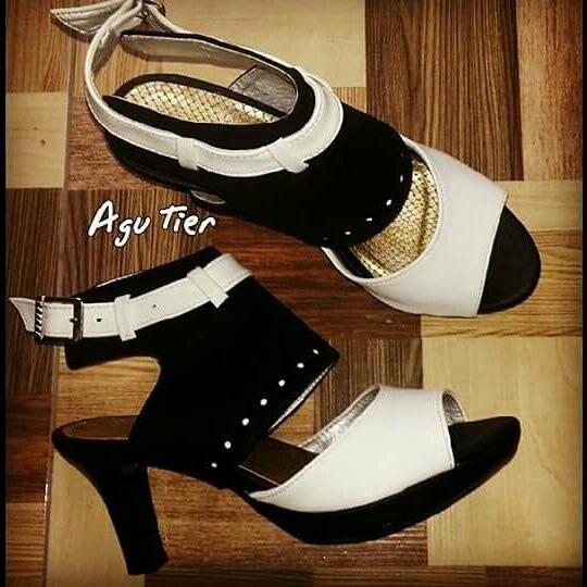 b81d9ce745ced Zapatos De Taco Agutier Para Dama - U S 54